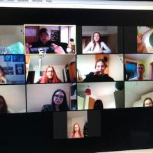 Sestanek mladih ambasadorjev, 21. 12. 2020