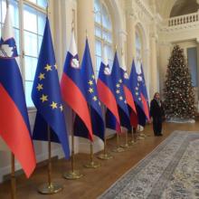 Ogled državnih in evropskih inštitucij v Ljubljani