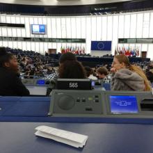 Strasbourg - Euroscola
